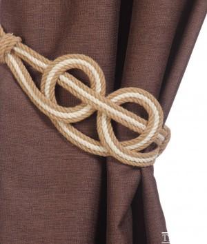 Пальмира (натуральный, джутовый шнур)