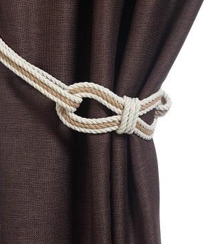 №2508 3 шнура (натуральный, джутовый шнур)