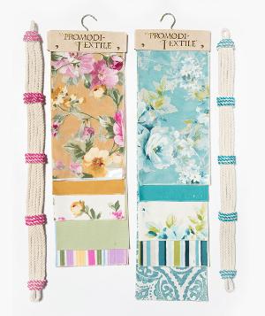 Покраска аксессуаров в цвета коллекции ткани